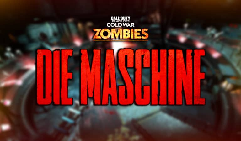 Die Maschine Zombies Guides