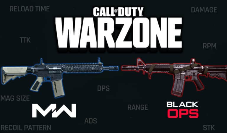 In-Depth Warzone Weapon Stats Guide