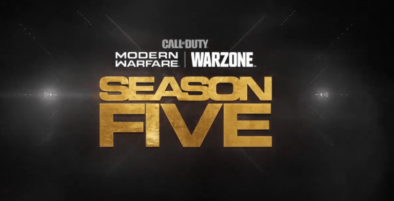 Call Of Duty Warzone Season 5 Coming August 5 Downsights Call