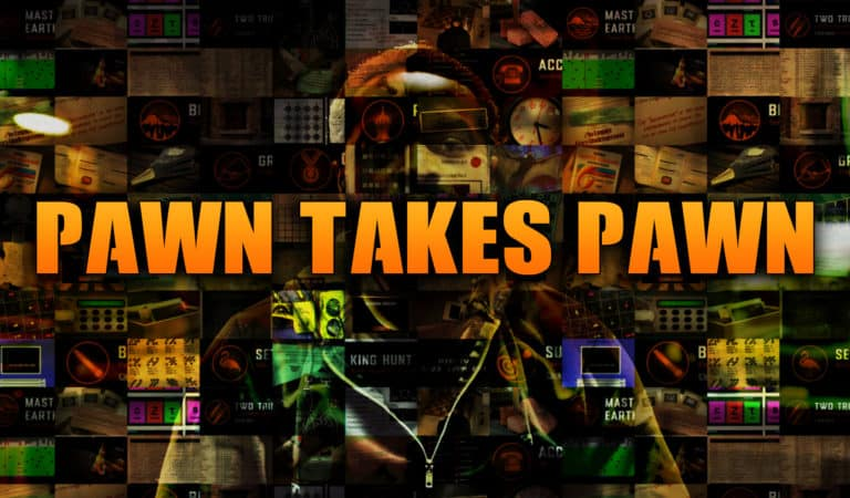 Pawn Takes Pawn Guide - Zork, Achievements, Codes, Cyphers & Full Solution