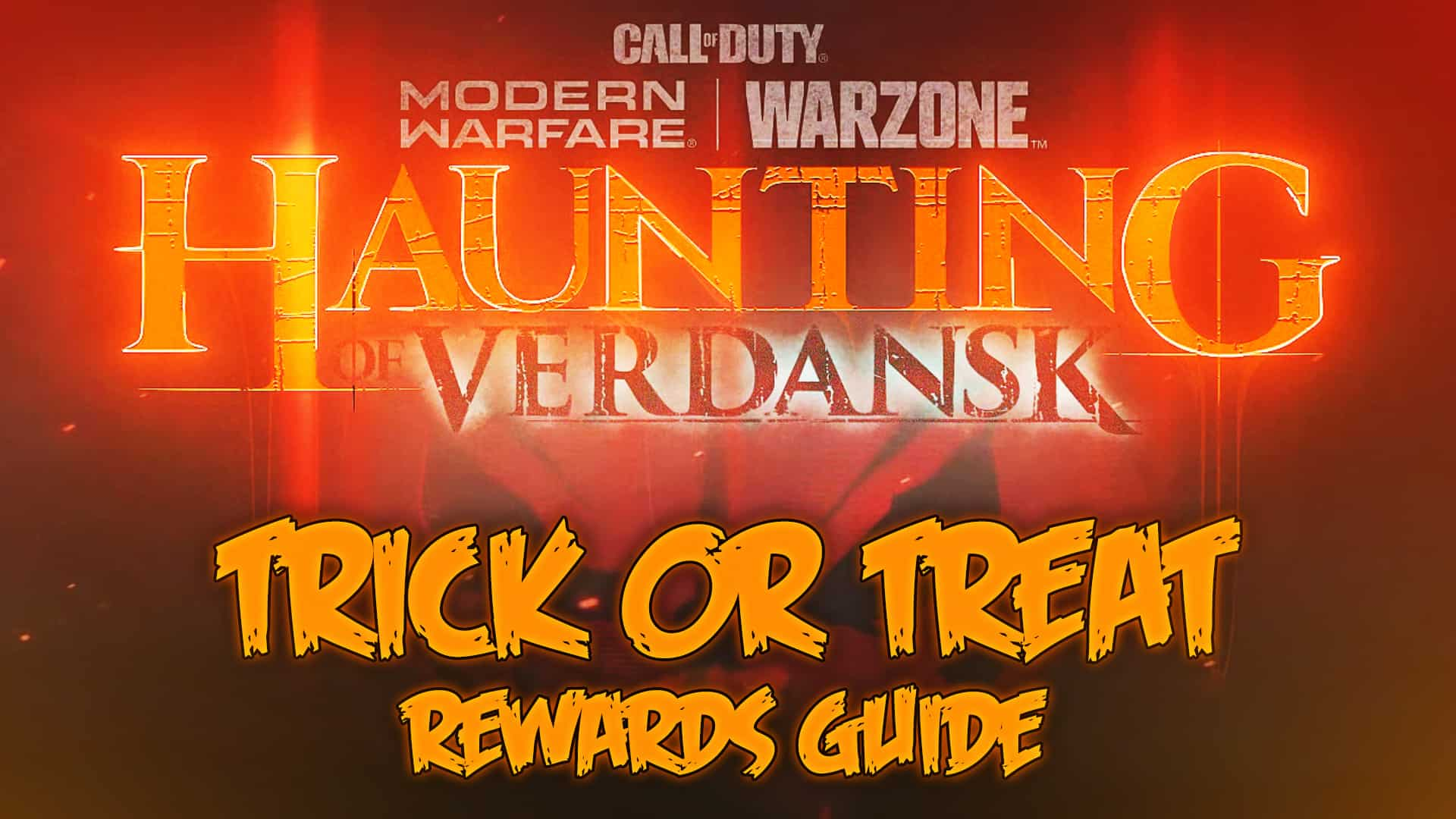 The Haunting Of Verdansk Trick Or Treat Scavenger Hunt Guide Warzone Downsights