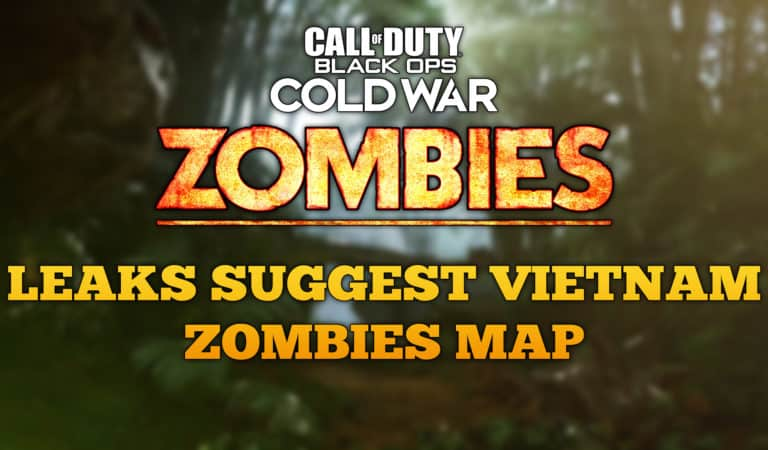 Leaks Suggests Next Zombies' Map Set In Vietnam